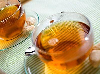 Разгрузочные дни на чае